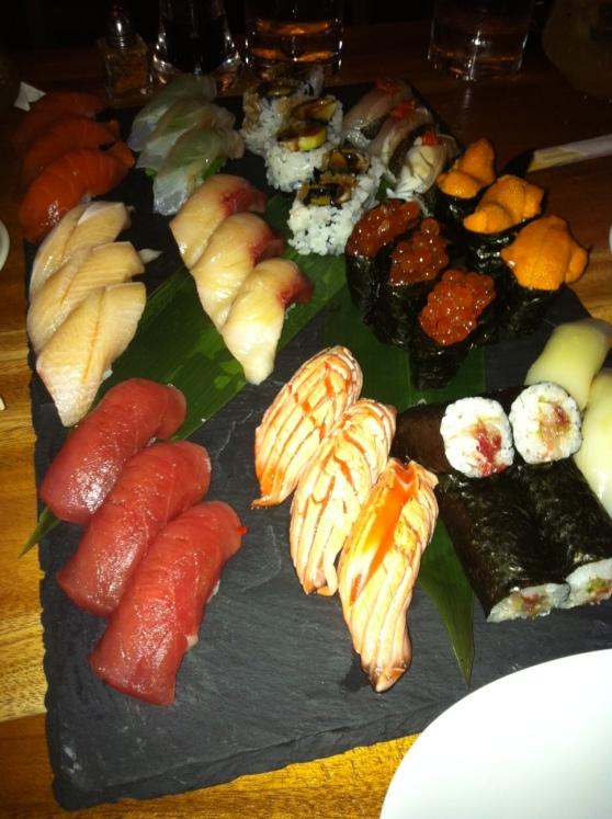 Hecho Sushi