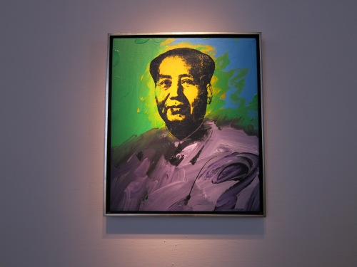 Andy Warhol's Chairman Mao