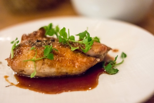Roasted Quail at Frenchie