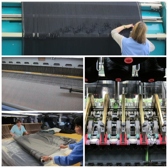 Zegna Textile Factory