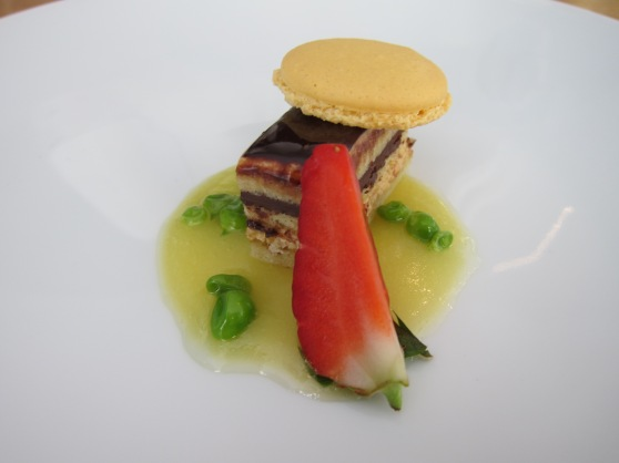 Pierre Sang: Dessert