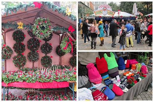 Christmas Market Goods